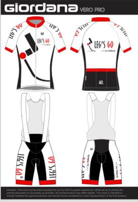 Maillot cycliste manches longues